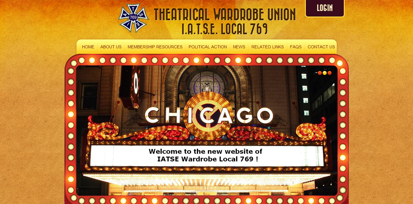 IATSE Local 769 Chicago
