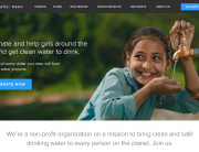 charity- water
